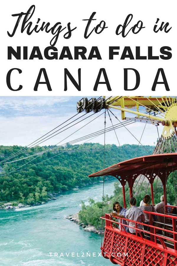 10 amazing things to do in Niagara Falls