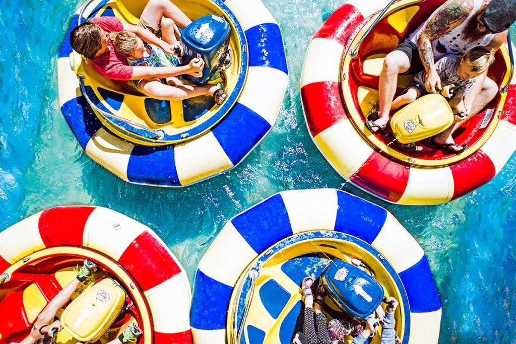 Calaway Park - things to do in Calgary with kids