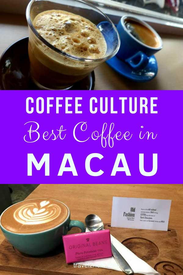 Coffee Culture – best coffee in Macau