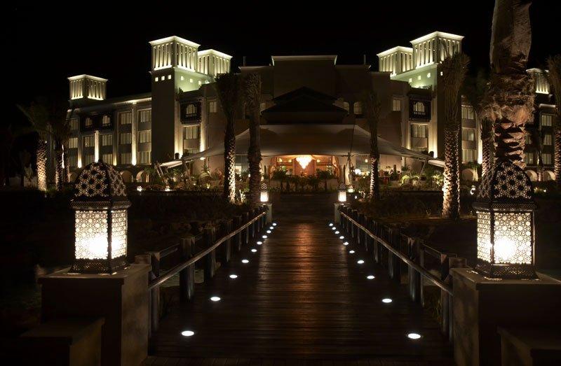 Desert Islands Resort and Spa - Walkway to the resort