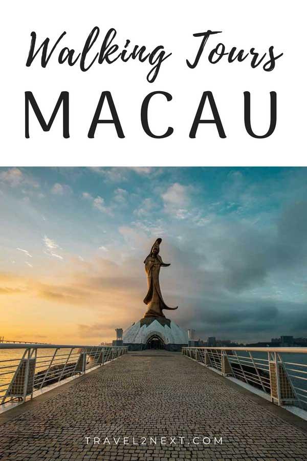 Macau Tourist Spots and Hidden Gems