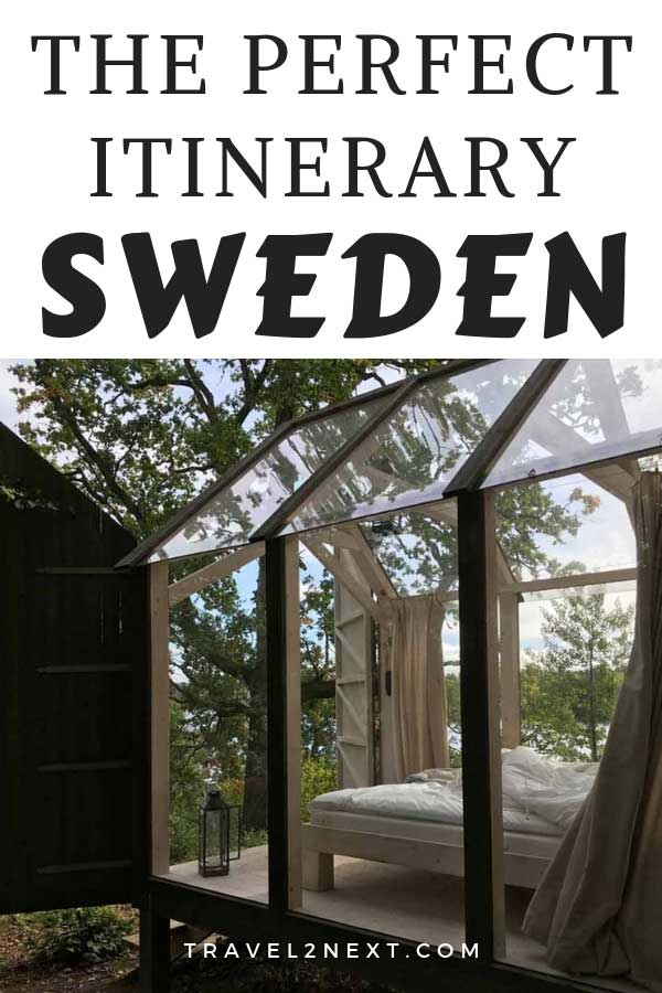Sweden Itinerary