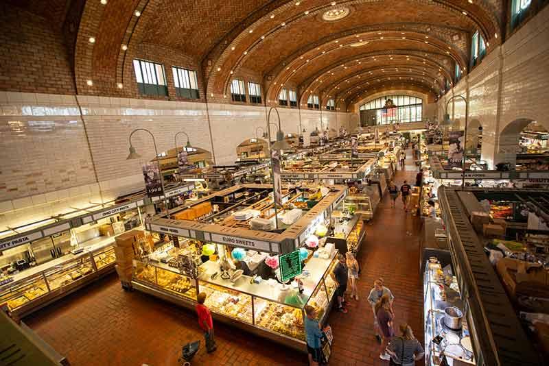 cleveland ohio westside market