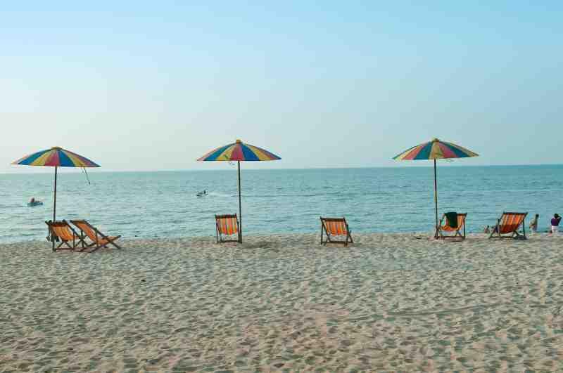 Batu Ferringhi is the most famous Penang beach
