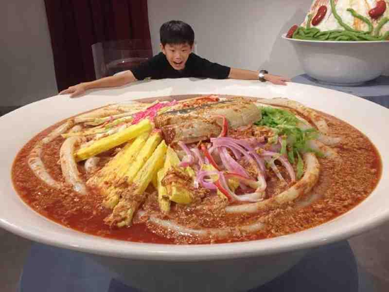 wonderful food museum penang